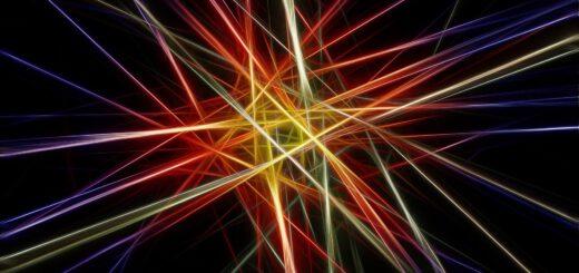 Laser Licht